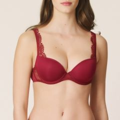 MJ-Agatha-mousse bh diep decollete-Rumba Red