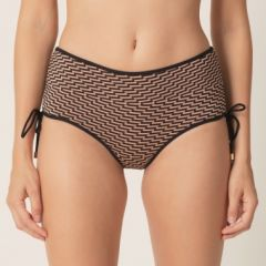 MJ-Swim Monica-bikini short-copper